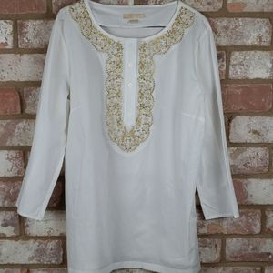 Michael Kors White Tunic